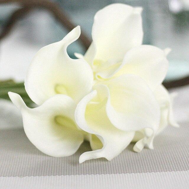 B White Calla
