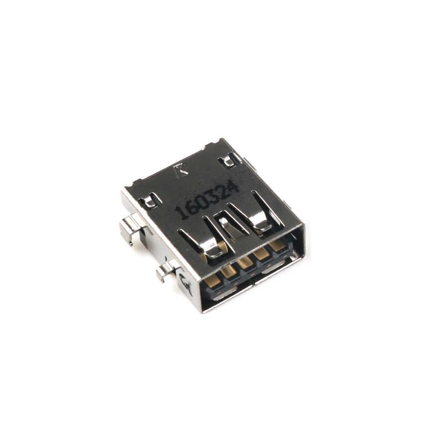 Cltgxdd 1pc złącze portu USB 3.0 dla Acer ASUS DELL LENOVO wymiana naprawa płyty głównej USB gniazdo żeńskie interfejs
