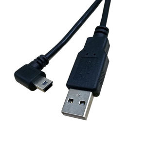 Image 5 - Usb кабель для передачи данных A Male Mini USB B, 5Pin Male, адаптер под углом 90 градусов вверх/вниз/влево/вправо для зарядки и синхронизации 0,25 м 0,5 м 1,5 м 3 м 5 м