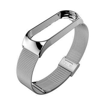 Bracelet For mi 3/4/5 Wristband Smartwatch Bluetooth Sport Waterproof Smart Band