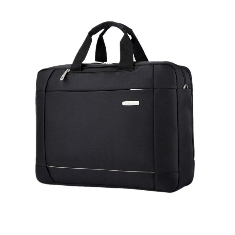 Men Laptop Bag Messenger Shoulder Bag Multifunctional Business Computer Bag Nylon Waterproof Large Capacity Backspacks For Men