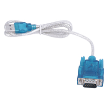 USB To RS232 Serial Port 9 Pin DB9 Cable Serial COM Port Adapter Convertor With Female Adapter Supports For Windows 8 No CD цена и фото