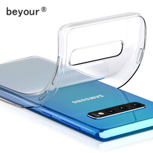 For Samsung Galaxy Note 10 Case Ultra Thin Clear Soft TPU Cover For Samsung S8 S9 Plus S6 S7 edge S10e S10 Note 5 8 9 Shell 5G ultra thin soft tpu gel original transparent case for samsung galaxy s6 s7 s8 s9 edge plus note 5 8 9 c5 c7 c8 c9 c10 pro case
