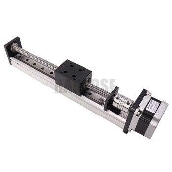 Hpv5 Versão Atualizada Mini Módulo Linear Ballscrew Sfu1204 Com Ngm 42motor Nema23 Neam17 Motor Deslizante For3d Impressora