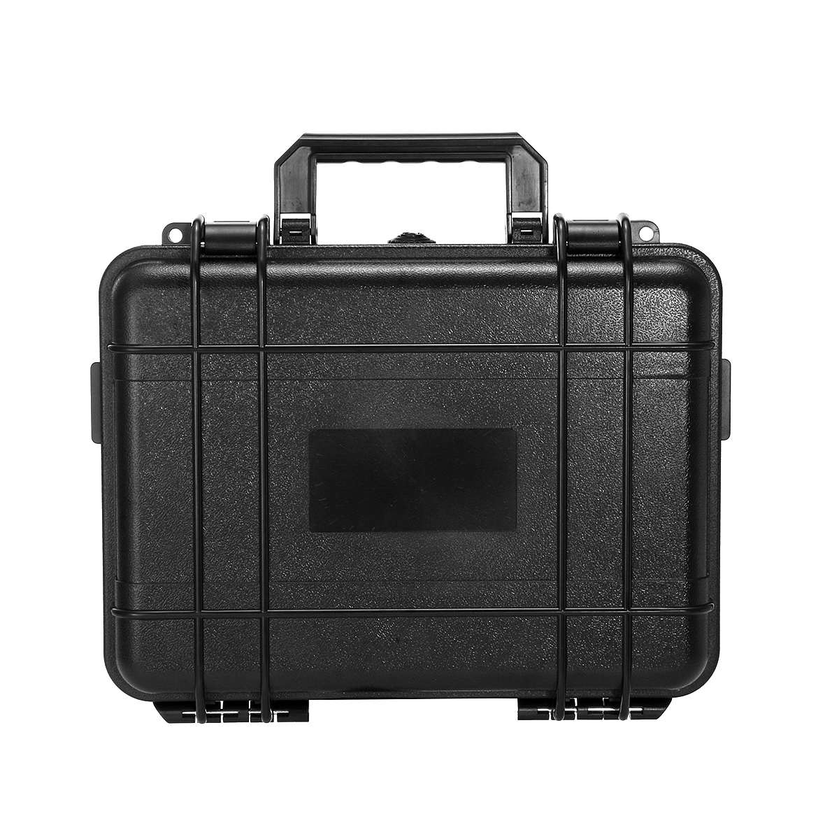 Waterproof Hard Carry Case Plastic Equipment Protective Storage Boxes Hardware Shockproof Toolbox Bag-Tool-Kits Impact Resistant