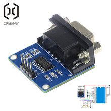 MAX3232 RS232 to TTL Serial Port Converter Module DB9 Connector MAX232(China)