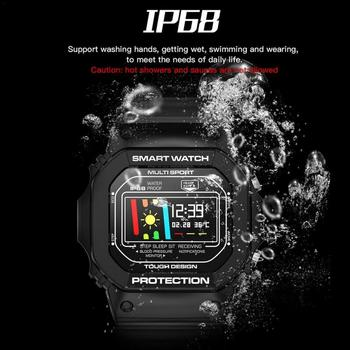 X12 ecg+ppg smart watch pulse heart rate monitoring ecg blood pressure sleep monitor bracelet sport health waterproof bluetooth