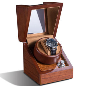 Watch-Winder Automatic Battery Rotator Winding Box Cabinet Case 1 Mechanical Remontoir