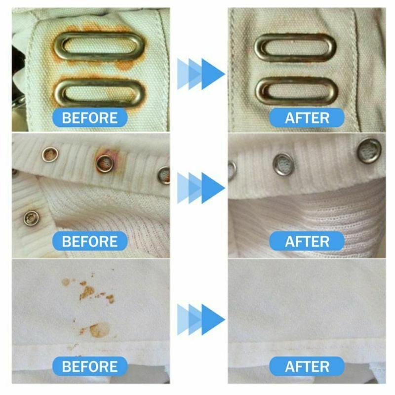 Fabric Rust Remover