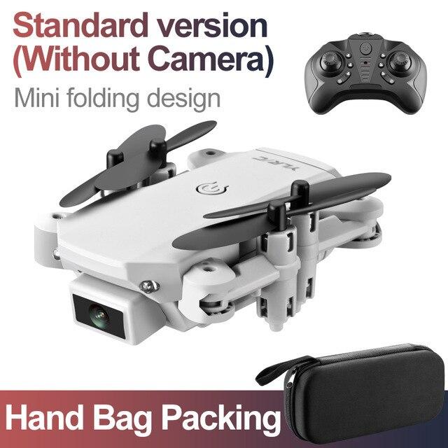 S66 Mini Pocket Drone 720p Optical Flow RTF Grey in Box