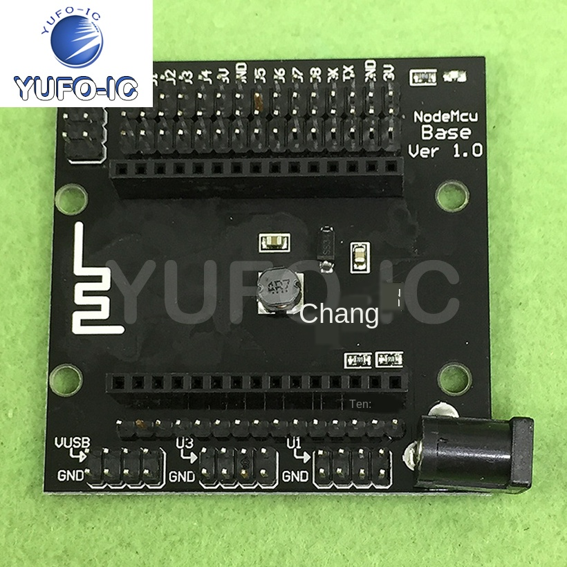 Free Ship 1PCS <font><b>ESP8266</b></font> WiFi Development <font><b>Board</b></font> Base <font><b>Expansion</b></font> <font><b>Board</b></font> Compatible with Nodemcu Lua V3 Baseboard image