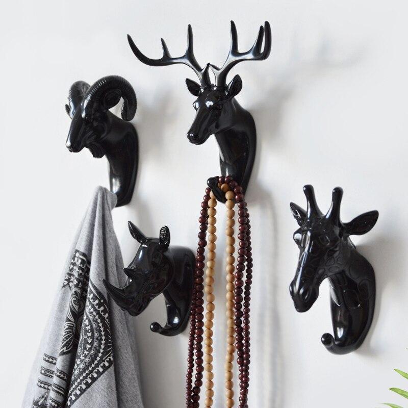 Hook Home Hook Decorative Hook Gold Animal Hooks Keys Holder Wall Home Wall Hook Multifunction Hanging Hook Holder Wall Hook