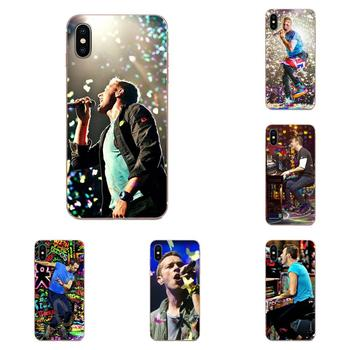 TPU Fashion Chris Martin Coldplay Piano Viva La Live For LG K50 Q6 Q7 Q8 Q60 X Power 2 3 Nexus 5 5X V10 V20 V30 V40 Q Stylus image
