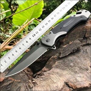 Image 5 - Multi function Folding Survival Knives Hunting Camping Blade Multi High Hardness Military Survival Knife Pocket