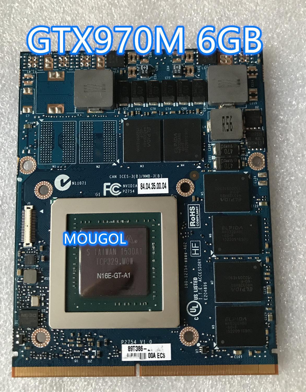 וידאו כרטיס גרפי עבור חדש GTX970M GTX 970M וידאו VGA כרטיס גרפי עבור מחשב נייד MSI GT60 GT70 GT72 GT 780dx GT780DX HP 8760W CLEVO P150HM P150EM P170EM (1)