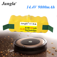 2020 Jungla High Capacity 9800mAh 14.4V Battery For iRobot Roomba Vacuum Cleaner 500 530 540 550 620 600 650 700 780 790 870