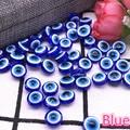 50 шт./лот, плоские бусины-разделители из полимера, 8 мм, 10 мм, для изготовления ювелирных украшений, #01