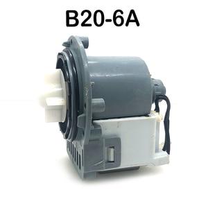 Image 2 - 100% חדש מקוריים מכונת כביסה חלקי B20 6 B20 6A = DC31 00030A PSB 1 30w ניקוז משאבת מנוע טוב עבודה