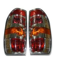 original Taillight Tail Rear fog lamp Reverse light Tail Lights led Lamp Harness Fit for Pickup mazda BT50 BT 50 2007 11