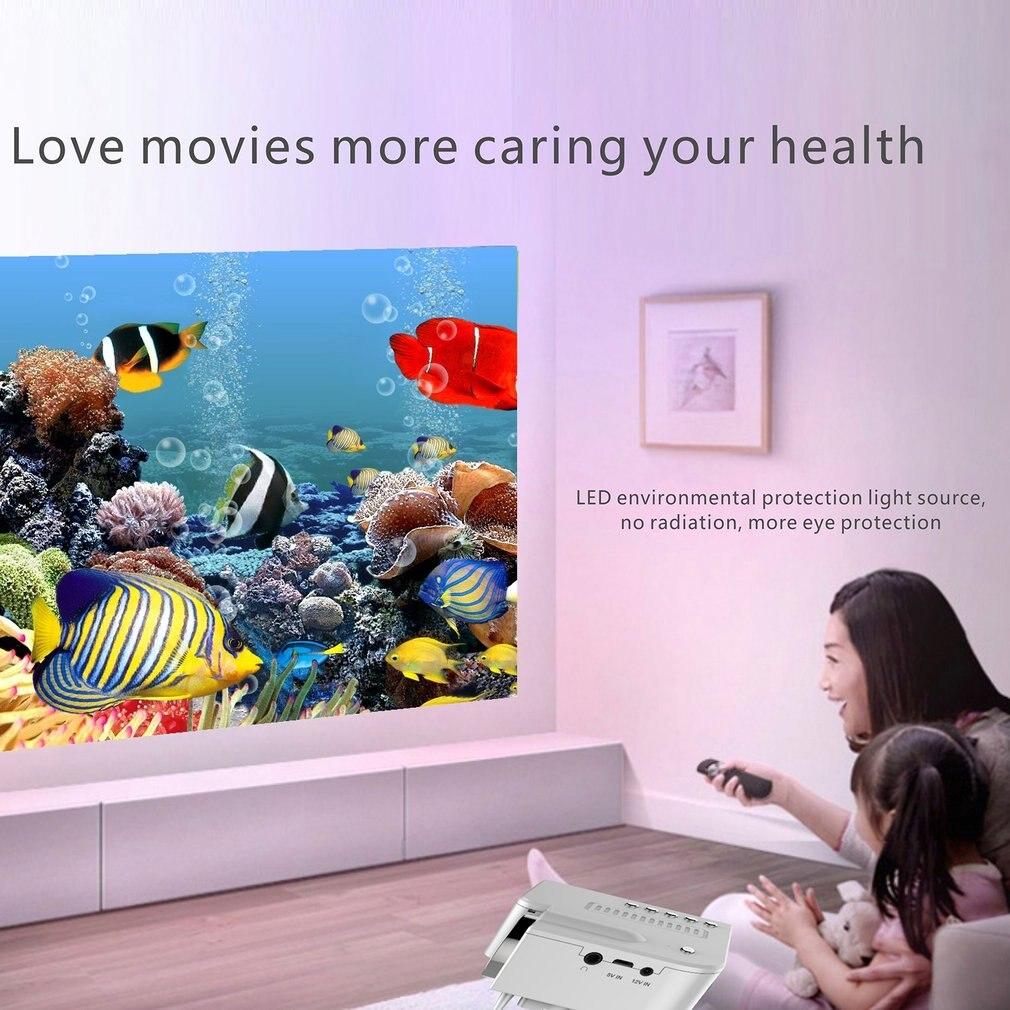 Uc28c + projetor em casa mini miniatura portátil 1080p hd projeção mini projetor led para entretenimento de teatro em casa-5