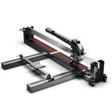 800mm Floor Manual High-Precision Brick Cutting Machine Push Knife Cutting Tiles Hand Push Cutter