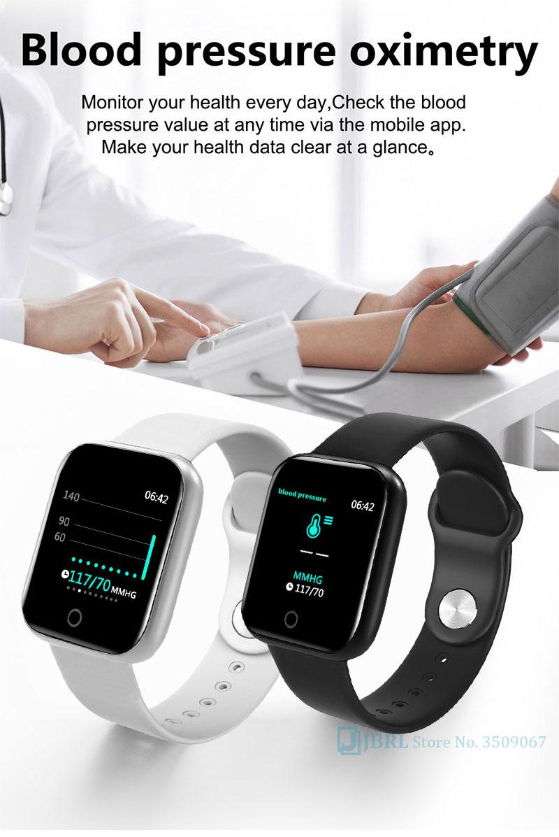 blood pressure women or men smartwatch