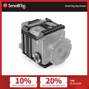 Image 1 - Smallrig Camera Kooi Voor Z Cam E2 S6/F6/F8 Dslr Kooi Met Nato Rail/Geïntegreerde Arri Rozet/Hdmi & USB C Kabel Klem Kooi Kit 2423