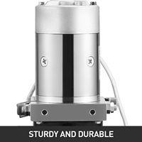 12V 10 Quart Hydraulic Pump Dump Single Acting Trailer Power Unit Unit Pack