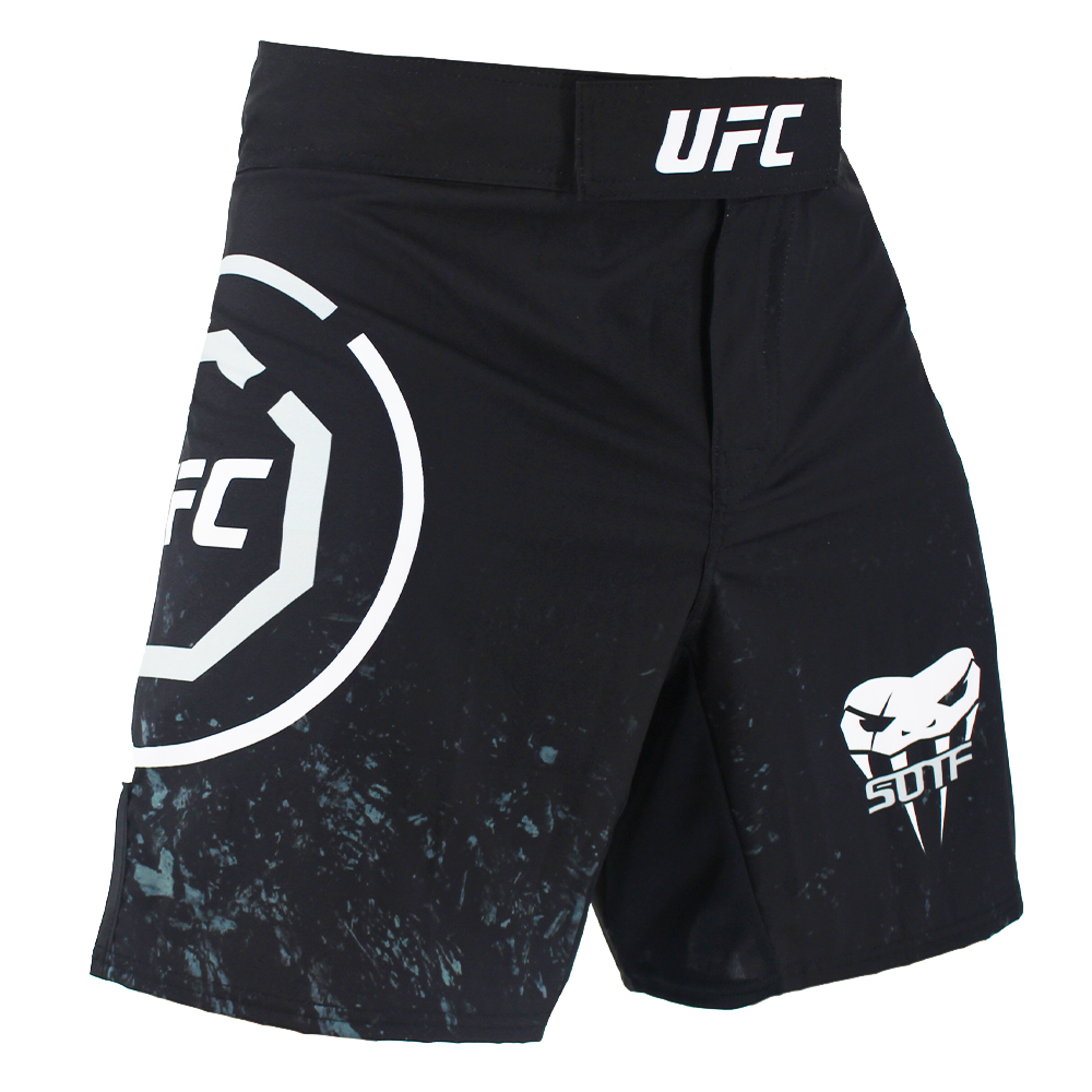 Tiger Muay Thai Boxing Shorts Men Breathable MMA Training Kick Fighting Cloth