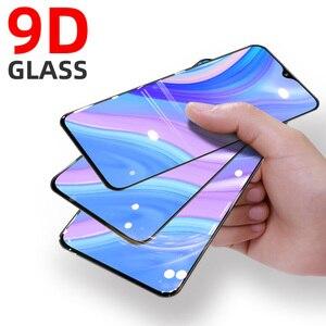 Image 1 - Cristal templado para Huawei Y9 Y6 Y7 Prime 2018 2019 2017 3D, Protector de pantalla para Huawei Honor 7C 7A Pro P Smart 2019 P20 Pro Lite