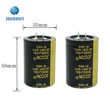 2 шт 15000 мкФ 63 в 35x50 мм jccon 105 ℃ Новый аудио усилитель