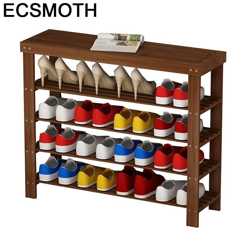 Zapato Mobili Per La Casa Zapatera Schoenenkast De Rangement Armoire font b Closet b font Rack