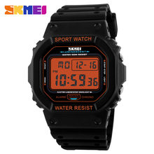 Часы наручные skmei Мужские Цифровые спортивные электронные