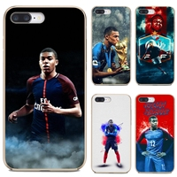 Custodia francia-Football-Star-kylian-mbappe per LG K10 K8 K7 K4 Nokia X6 2 3 5 6 8 9 230 3310 2.1 3.1 5.1 7 Plus 2017 2018