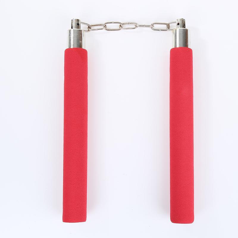 Nunchaku de espuma muito seguro - ferramentas para treino de arte marcial 4