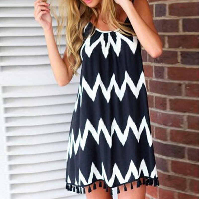 Holiday Dresses Exotic Dress Sleeveless Mini Women Summer Beachwear Swimwear Bikini Cover Up Stylish