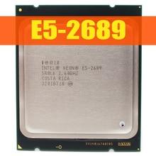 XEON Processor E5-2689 2.6GHZ 20MB 8 CORES 115W LGA 2011 CPU Processor CPU 100% normal work
