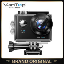 Vantop Moment D4UQ 4K Action Camera 20MP Onderwater Waterdichte Camera Met Wifi Touch Screen Draadloze Afstandsbediening 170 ° Brede hoek Cam