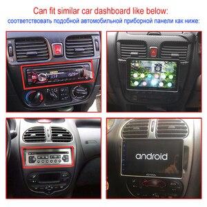 Image 2 - 7/8/9/10インチ1Din androidのカーラジオgpsナビcarplay android自動dsp spdifサブウーファ無線lan 4グラムsimカードdab dvr bluetooth 5.1 dab