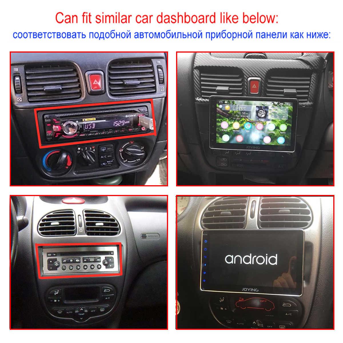 7/8/9/10インチ1Din androidのカーラジオgpsナビcarplay android自動dsp spdifサブウーファ無線lan 4グラムsimカードdab dvr bluetooth 5.1 dab