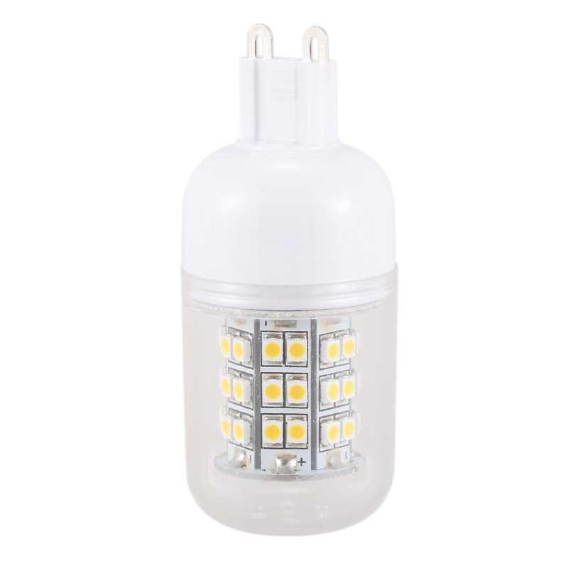 G9 40W 48 SMD 3528 LED 280LM Jagung Lampu Sorot Lampu Hangat Putih