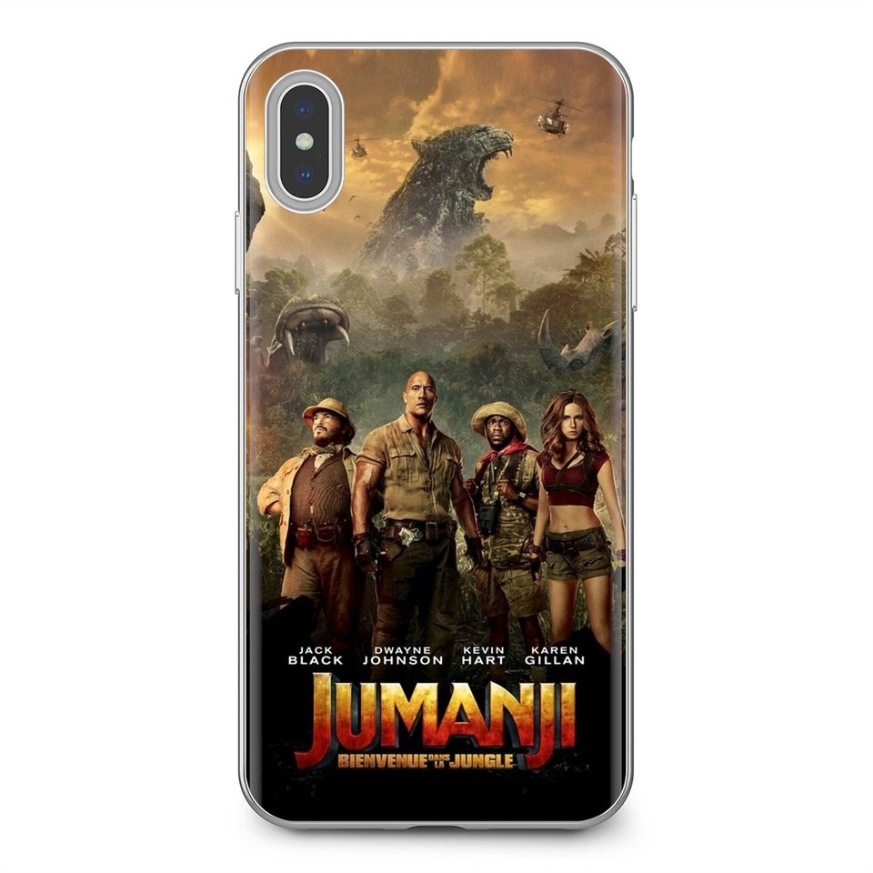 coque iphone 12 jumanji