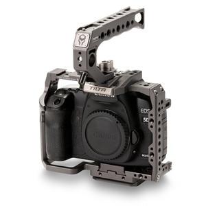 Image 4 - Tilta TA T47 A G Camera CAGE DSLR rig  FOR CANON 5D 7D 5D2 5D3 5D4 5D mark II 4D mark III side focus handle vs smallrig