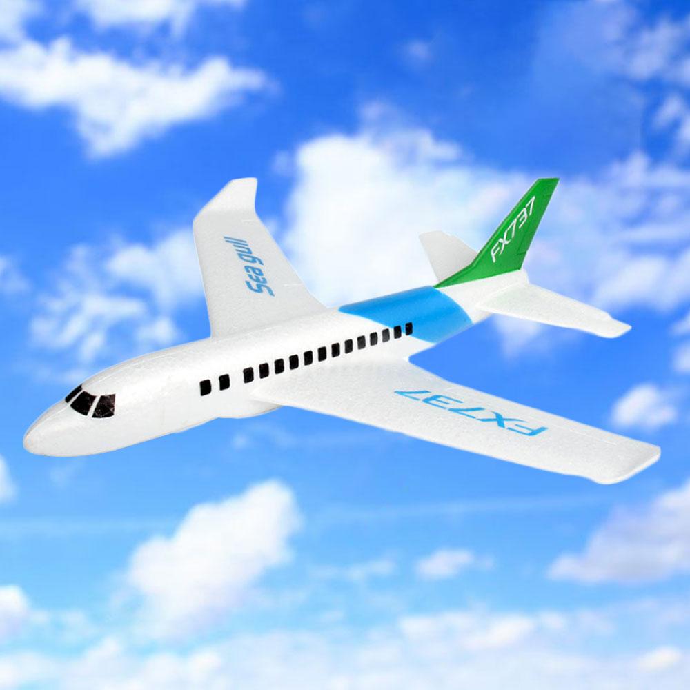 Foam Glider Plane Wingspan Hand Throw Flying Stunt EPP Foam Aeroplane Kids