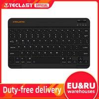 Tastiera Bluetooth originale Teclast K10 per Tablet per Windows sistema IOS Android Wireless per Teclast M40 P20HD M40 Pro P80X