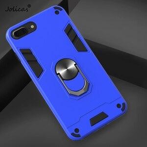 Saco do telefone do suporte de giro casos para capa iphone 7 plus silicone macio escudo sfor csse apple iphone celular 8 plus 5.5