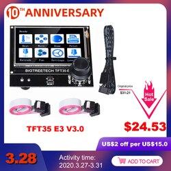 Bigtreetech TFT35 E3 V3.0 Touch Screen Compatibile 12864LCD Display Wifi TFT35 3D Parti Della Stampante per Ender3 CR-10 Skr V1.3 Mini e3