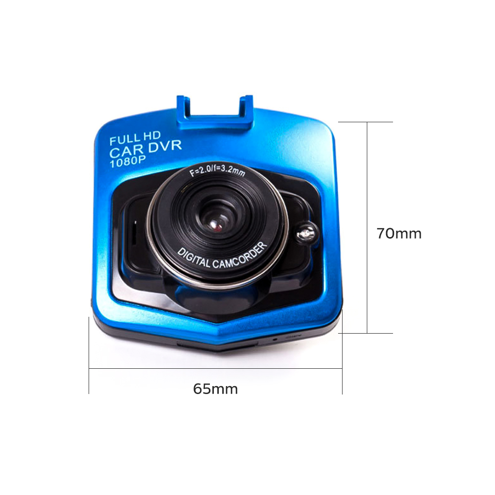 Cam-Camera Video-Recorder Car-Dvr G-Sensor Dash Night-Vision Portable New Mini SD 1 Original