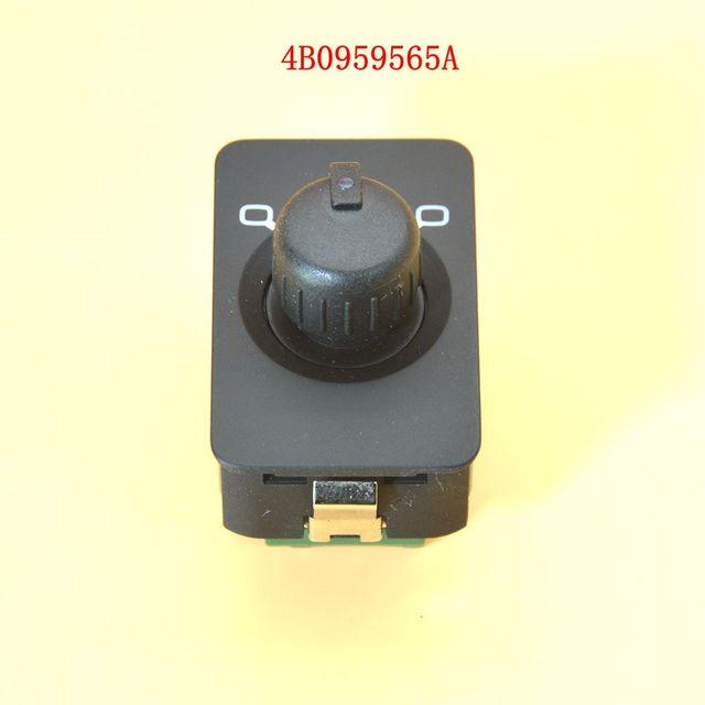 Audi 100 A6 C4 A8 D2 Door Mirror Control Switch  4A0959565B