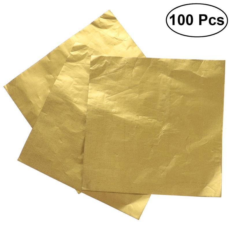 50 PCS 9/×12 Centimetri Rettangolo doro Sacchetti di Organza per Lo Stoccaggio di Gioielli Bomboniera Regalo Candy Imballaggio NBEADS Sacchetti di Organza